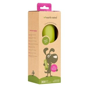 Earth rated Earth rated poepzakjes lavendel op rol