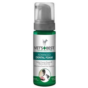 Vets best Vets best advanced dental foam