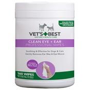 Vets best Vets best clean ear / eye wipes hond