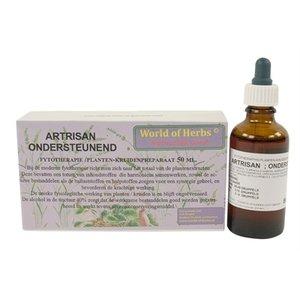 World of herbs World of herbs fytotherapie artrisan