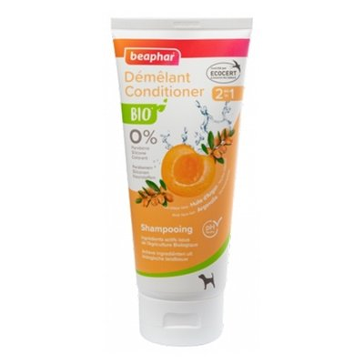 Beaphar Beaphar bio shampoo conditioner 2-in-1