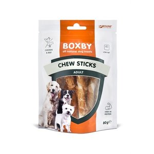 Proline Proline dog boxby chew sticks with chicken