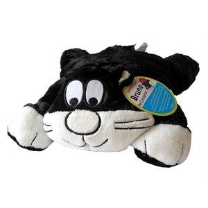 Snugglesafe Snugglesafe kussen bruno kat voor warmteschijf