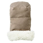 Airbuggy Airbuggy handwarmer earth sand beige
