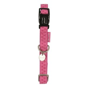 Macleather Macleather halsband roze