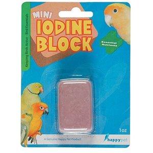 Happy pet Happy pet mini iodine block