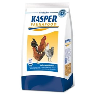 Kasper faunafood Kasper faunafood hobbyline kuikenopfokmeel 1