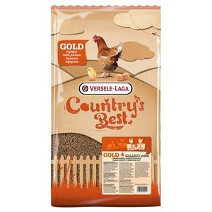Versele-laga Versele-laga country's best gold 4 gallico pelletlegkorrel