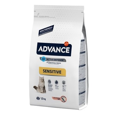Advance Advance cat adult sensitive