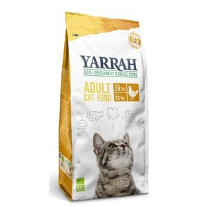 Yarrah Yarrah cat biologische brokken kip