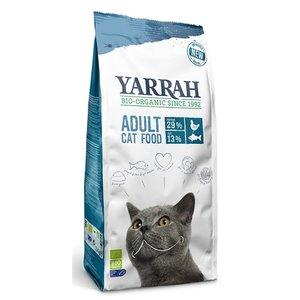 Yarrah Yarrah cat biologische brokken vis (msc) zonder toegevoegde suikers