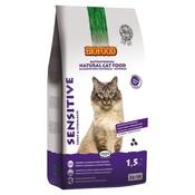 Biofood Biofood cat sensitive coat & stomach