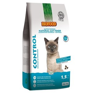 Biofood Biofood cat control urinary & sterilised