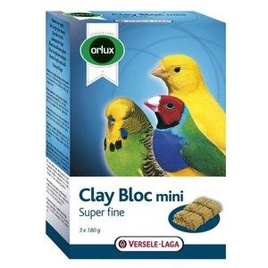 Orlux Orlux klei blok mini kanarie/parkiet/tropische vogels