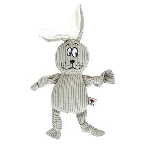 Fofos Fofos fluffy konijn grijs