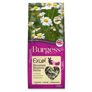 Burgess Burgess excel snacks bergweide kruiden