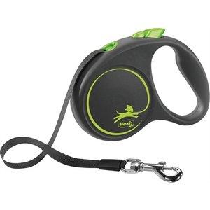 Flexi Flexi rollijn black design tape groen