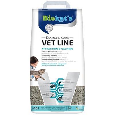 Biokat's Biokat's kattenbakvulling diamond care vet line attracting & calming