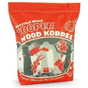 Wooper Tooper houtkorrel
