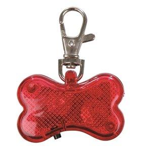 Trixie Trixie flasher veiligheidslampje bot rood