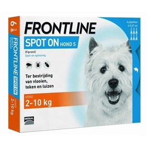 Frontline Frontline hond spot on small
