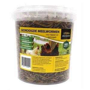 Utopia diertotaal Gedroogde meelwormen