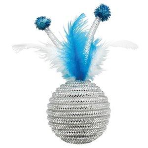 Happy pet Happy pet winter woderland jumbo jazzle sparkler bal