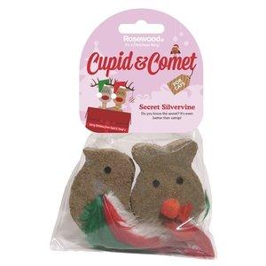Cupid & comet Cupid & comet festive silvervine figuren