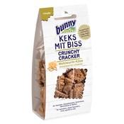 Bunny nature Bunny nature crunchy cracker meelworm / kaas