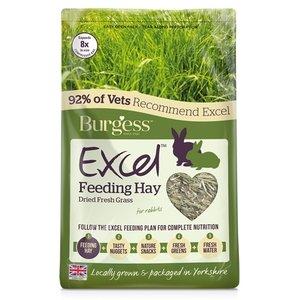 Burgess Burgess excel feeding hay gedroogd gras
