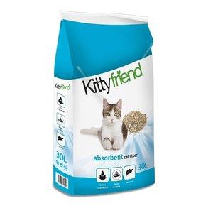 Kitty friend Kitty friend absorbents kattenbakvulling