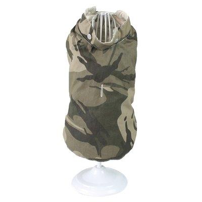 Croci Croci hondenjas luke tweezijdig creme / camouflage