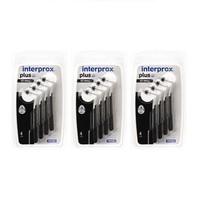 Interprox Plus ragers XX maxi zwart 6-11 mm - Voordeel 3 x 4st