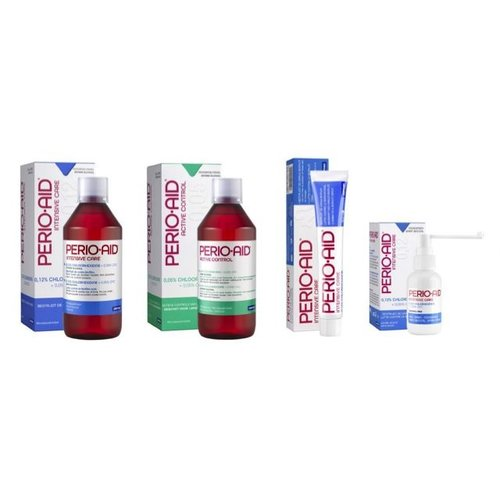 Perio·Aid Perio Aid Intensive care mondspray 0,12% CHX - 50ml