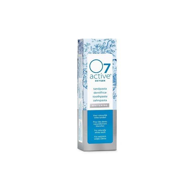 O7 Active Whitening Tandpasta - 75ml