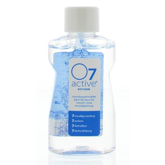 O7 Active Mondwater - 500ml