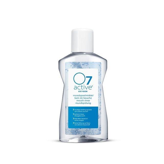 O7 Active Mondwater - 60ml