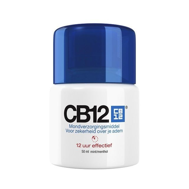CB12 Mondwater mini regular - 50ml