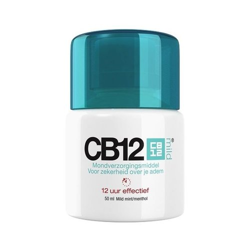 CB12 CB12 Mondwater mini mild - 50ml
