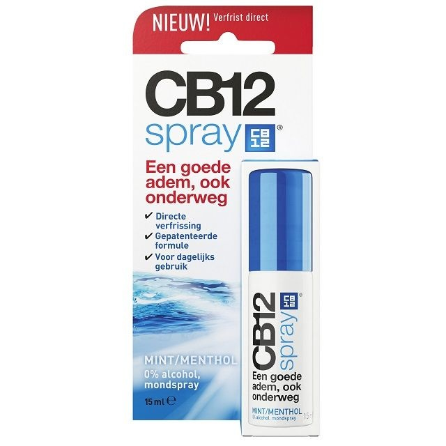 CB12 Mondspray - 15ml