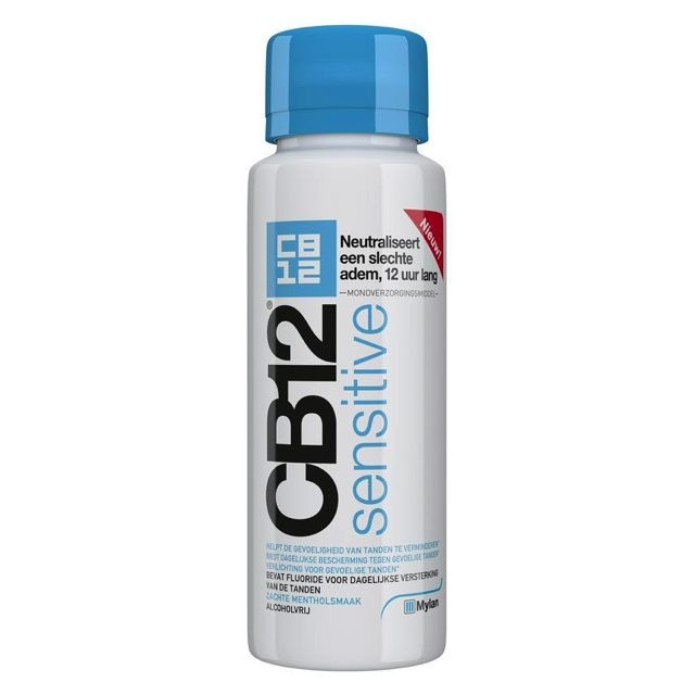 CB12 Mondwater sensitive - 250ml