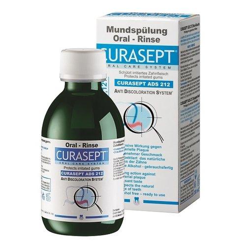 Curasept Curasept Mondspoelmiddel 0,12% chloorhexidine  - 200ml