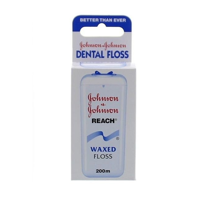 Johnson & Johnson Floss - Voordeel 6 x 200mtr