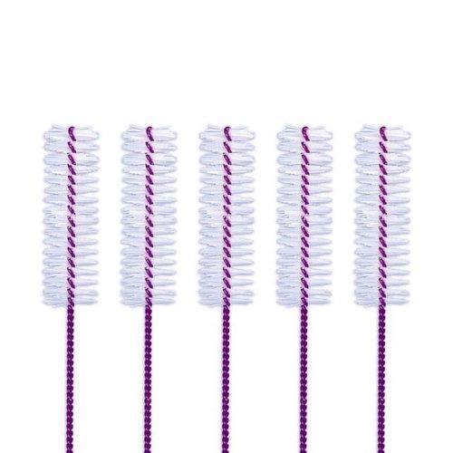Lactona Lactona Ragers gripzak L 8mm violet - Voordeel 5 x 5st + ragerhouder