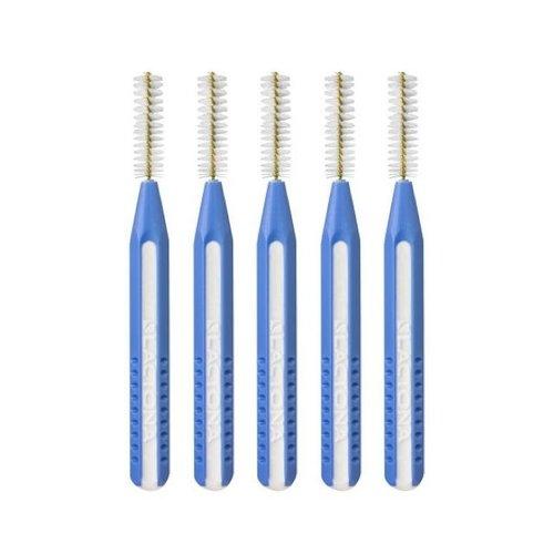 Lactona Lactona Ragers Easygrip gripzak M 5mm blauw - Voordeel 5 x 5st