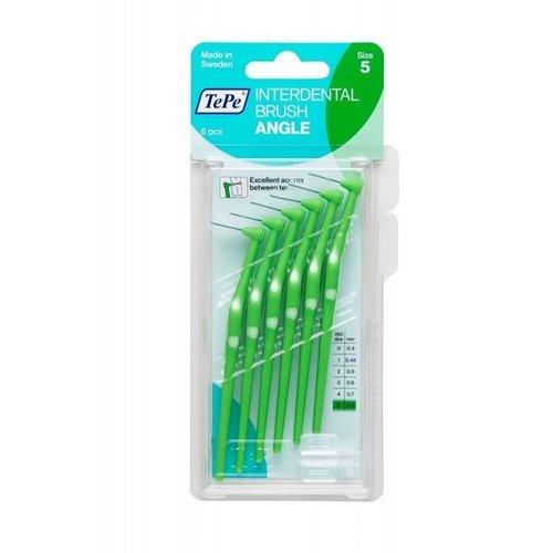 TePe TePe Angle groen 0,8 mm rager - 6st