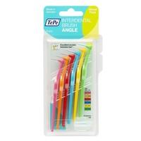 TePe Angle gemengd (roze t/m groen) rager - 6st