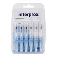 Interprox premium ragers cylindrical lichtblauw 3,5 mm - Voordeel 12 x 6st