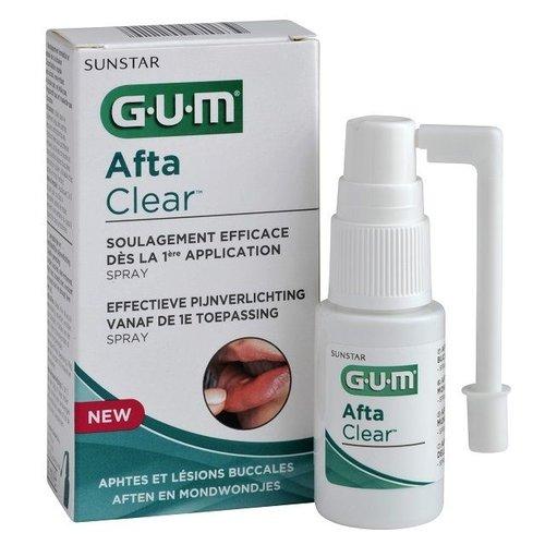 GUM GUM AftaClear spray - 15ml