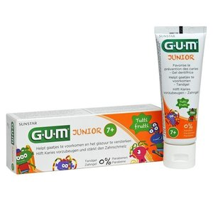 GUM GUM Kindertandpasta junior - 50ml